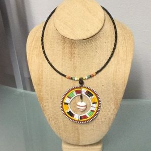 Beautiful necklace from South Africa